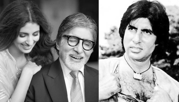 Amitabh Bachchan Gets Dadasaheb Phalke And His Daughter, Shweta Bachchan Has The Cutest Message