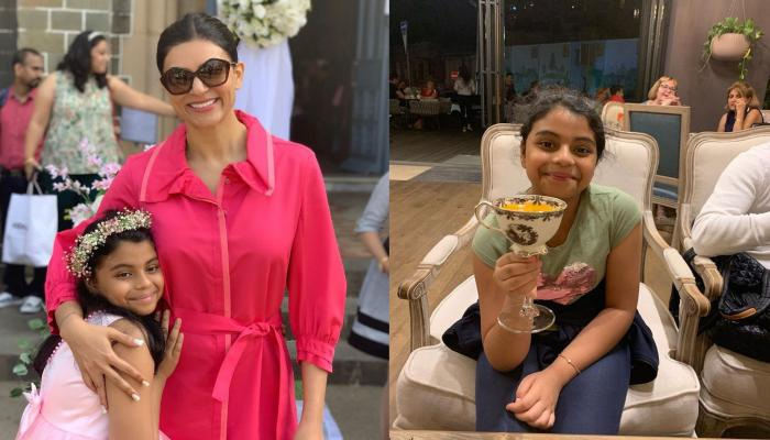 Sushmita Sen's Younger Daughter, Alisah Sen Looks Like Her, The Actress Herself Shares The Proofs
