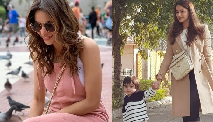 Aamna Sharif Is Making A Comeback On TV As New 'Komolika', After Five Years Of Delivering Her Son