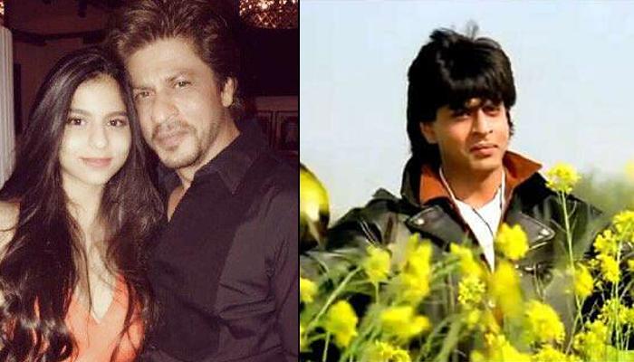 Shah Rukh Khan Advised His Daughter, Suhana Khan To Kick Any Guy Who Behaves Like 'Rahul' Or 'Raj'