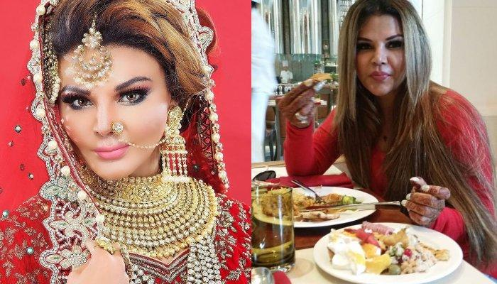 Rakhi Sawant Is Learning To Cook Just For Her Hubby, Ritesh, Says They've Bought A House In London