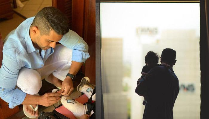 Angad Bedi Reveals Who Daughter, Mehr Bedi Looks Like And How He Spends Time With His Little Angel