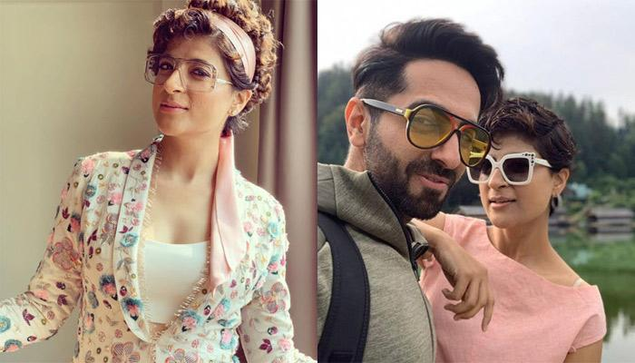 Tahira Kashyap Reveals That She Would Cry When Husband, Ayushmann Khurana Would Be Busy Shooting