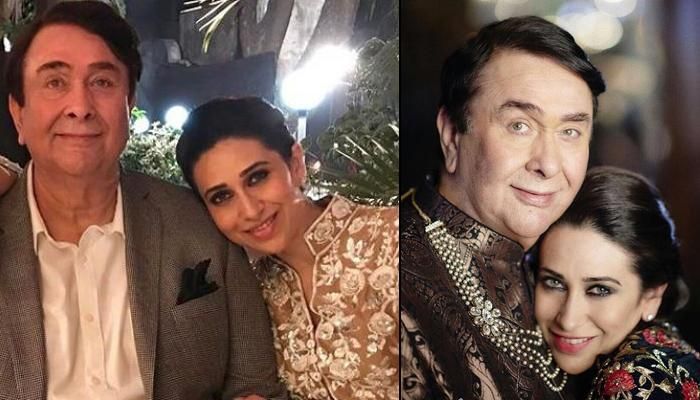 Karisma Kapoor Gives A Jhalak Of Her Being 'Papa's Girl' In A Throwback Picture With Randhir Kapoor