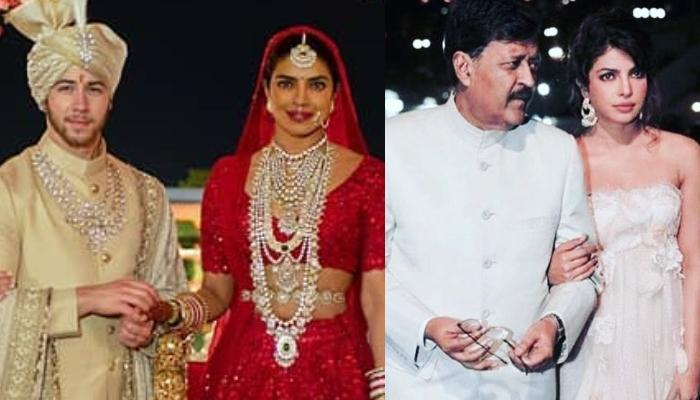 Priyanka Chopra Reveals Her Father's Wish Of Seeing Her Wedding, He Would Say 'Main Suit Kab Silwau'