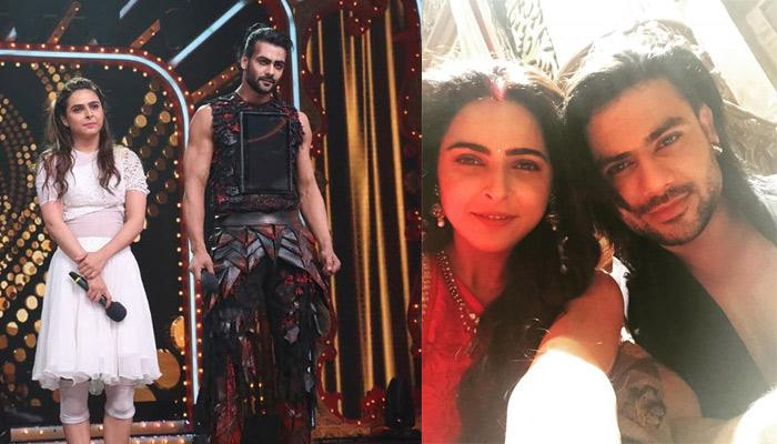 Vishal Aditya Singh Blames His Fight With Madhurima Tuli, For Forgetting His Steps On Stage