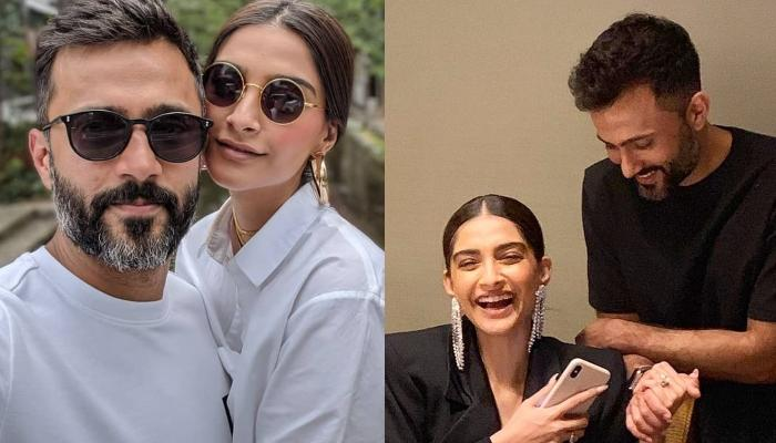 Anand Ahuja Shares A Cute 'Miss You' Note For His Girlfriend AKA Wife, Sonam Kapoor