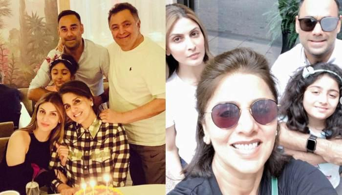 Neetu Kapoor Shares A Sweet Birthday Wish For Son-In-Law, Bharat Sahni With A Lovely Picture