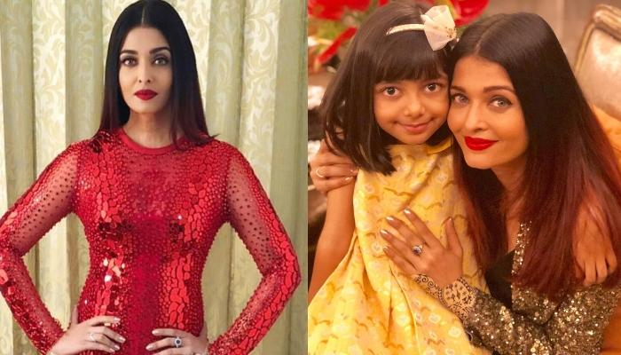 Aishwarya Rai Bachchan Shares A Lovely Picture With Her Little Angel, Aaradhya Bachchan