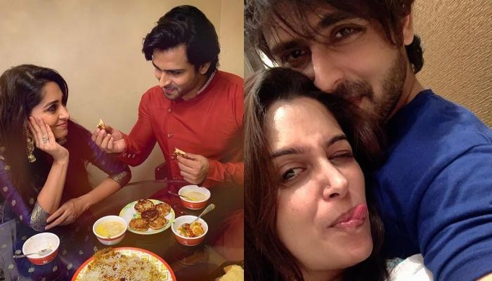 Shoaib Ibrahim Shares A Lovey-Dovey Picture With The Love Of His Life, Dipika Kakar