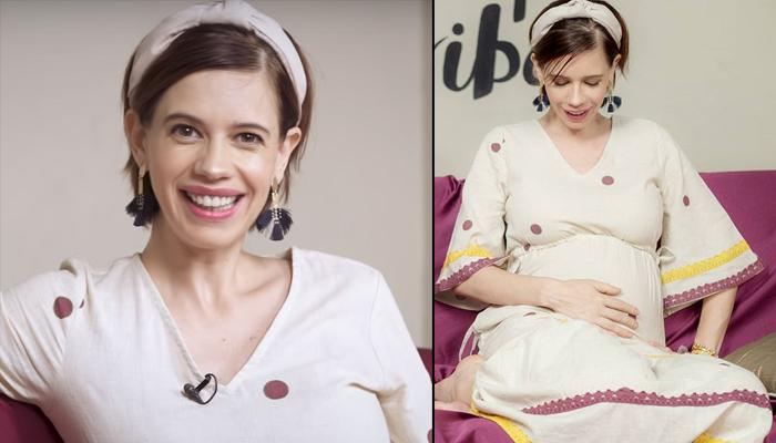 Kalki Koechlin Flaunts Her Baby Bump For First Time After Announcing That She Is 5 Months Pregnant