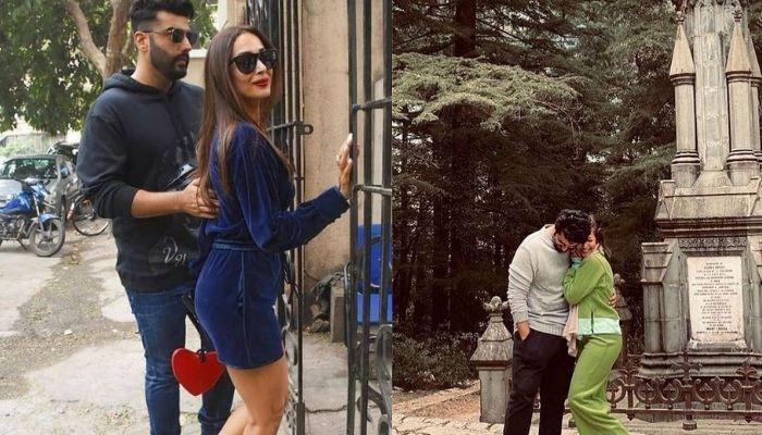 Malaika Arora Welcomes The New Year 2021 In Style With Her Beau, Arjun Kapoor, Shares Gorgeous Photo