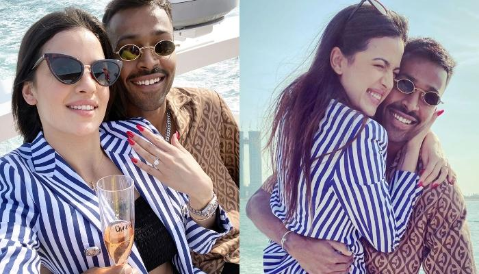Image result for THIS is what Hardik Pandya's dad has to say about to be daughter-in-law Natasa Stankovic