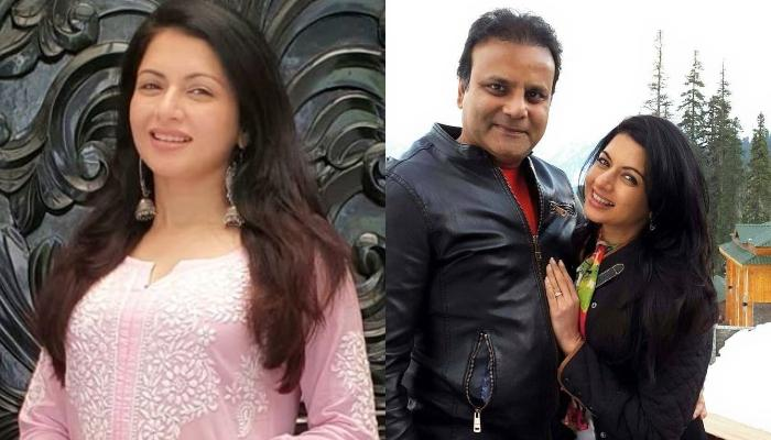 Bhagyashree Shares A Romantic Dancing Picture With Her Hubby, Himalay From Her Photo Archive