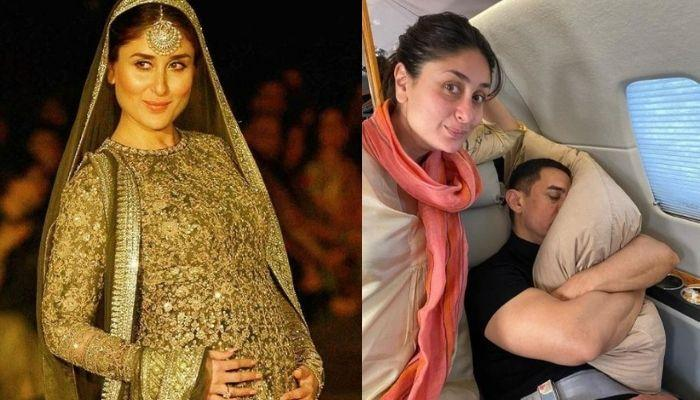 Kareena's Pregnancy Glow And Baby Bump Is Alluring In The Photos From 'Laal Singh Chaddha' Set