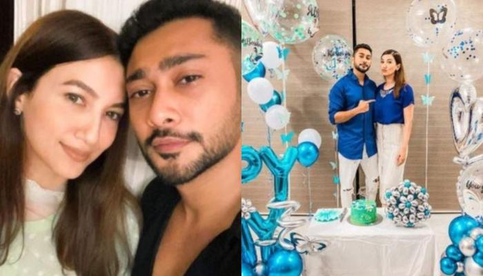 Gauahar Khan's Rumoured Beau, Zaid Darbar Wishes Her Good Luck For 'Bigg Boss' In A Live IG Session