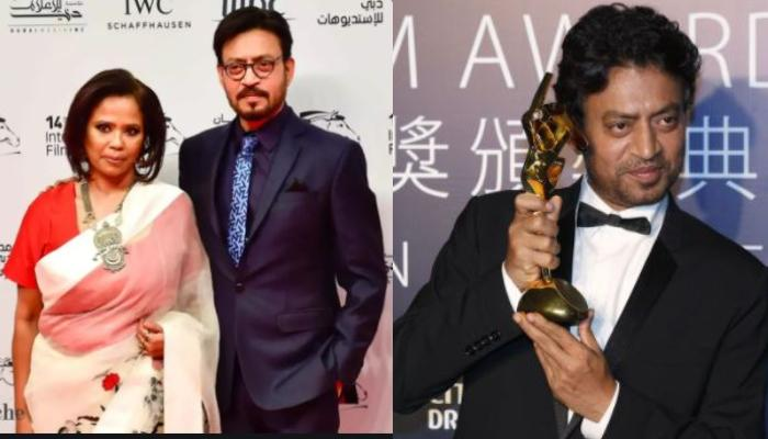 Irrfan Khan's Wife, Sutapa Sikdar's Inspirational Post On How He Had Dealt With Being An 'Outsider'