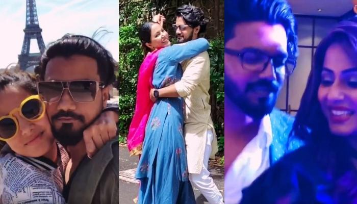 Hina Khan's Beau, Rocky Jaiswal Wishes Her On 33rd Birthday With A Video Of Their Beautiful Memories