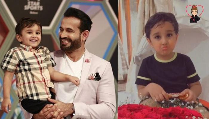 Irfan Pathan's Son, Imran Pathan Requests His Dad To 'Come Home', His Response Will Make You Cry