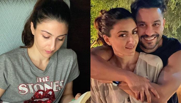 Kunal Kemmu Turns Photographer For Wifey, Soha Ali Khan, The Latter Shares A Perfect Click