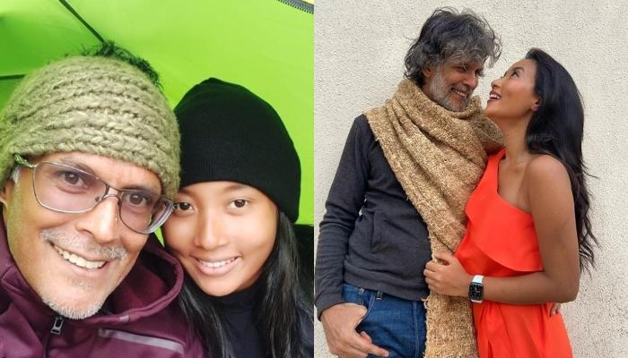 Ankita Konwar Shares Her Thoughts On Repeating Her Outfits, Posts A Cute Pic With Hubby Milind Soman