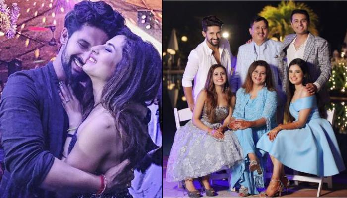 Ravi Dubey Wishes His 'Bhabhi', Charu Mehta On Her Wedding Anniversary And It's Pure 'Family Goals'