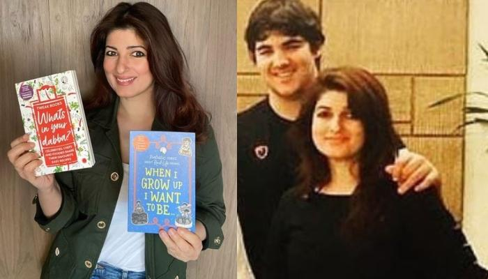 Twinkle Khanna And Aarav's Cook-Off Makes Him A Clear Winner As He Bakes A Cake And She Makes Coffee
