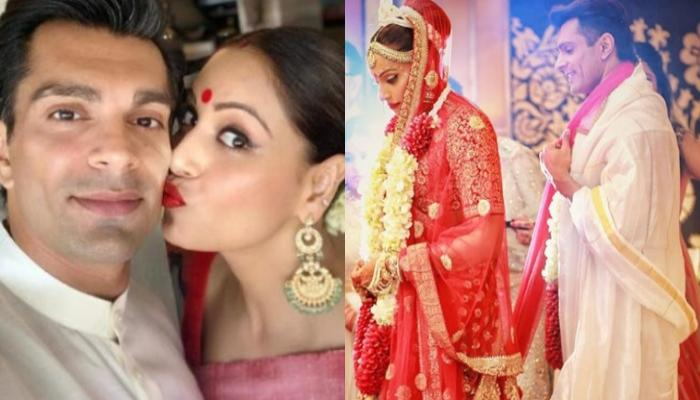 Unseen Pictures Of Bipasha Basu And Karan Singh Grover's Bengali Wedding Exude Happiness And Goals