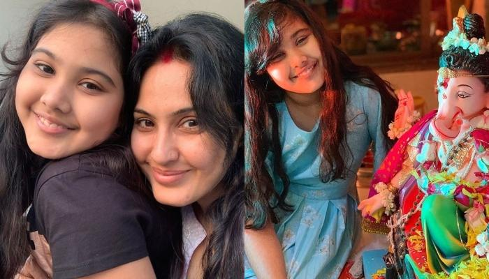 Kamya Panjabi Shares A Throwback Picture From Her 'Haldi' Ceremony On Daughter, Aara's Birthday