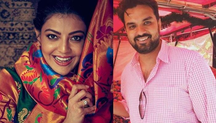 Kajal Aggarwal Confirms Wedding To Businessman, Gautam Kitchlu In October With A 'I Said Yes' Post