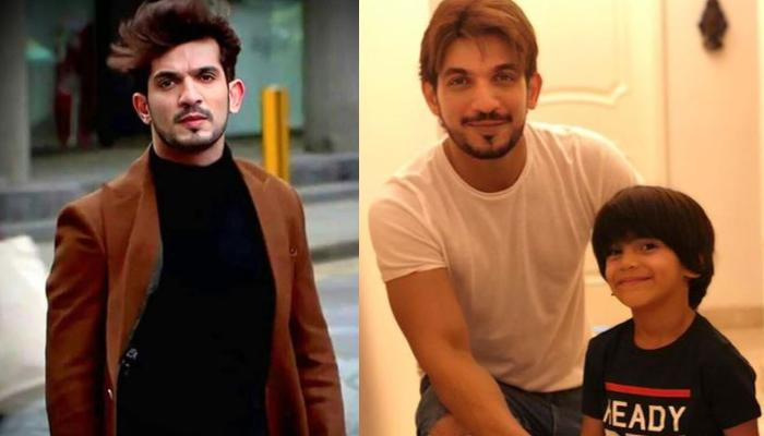 Arjun Bijlani Reveals His Son, Ayaan Bijlani Tests COVID-19 Positive, Actor Shares Emotional Note