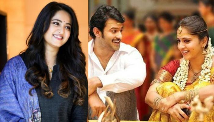 Anushka Shetty And Prabhas' Wedding Picture Breaks The Internet, Actress Reveals The Truth Behind It