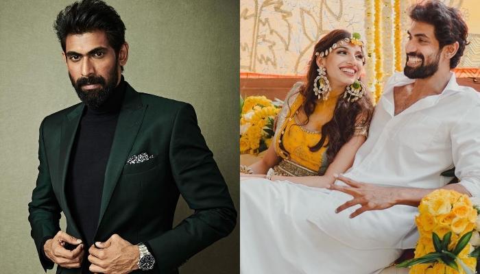 Rana Daggubati Opens Up On His Love Story With Miheeka Bajaj, Reveals How He Had Met Her