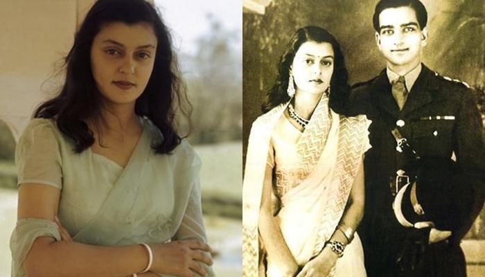 When 12-Year-Old Maharani Gayatri Devi Fell In Love With 21-Year-Old Maharaja Sawai Man Singh