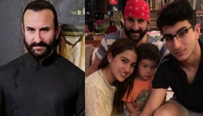 Saif Ali Khan Shares His Equation With Kids Amongst Reports Of Him Not Supporting Sara In Drug Nexus