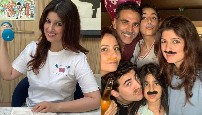Twinkle Khanna Shares Cute Pictures With Aarav And Nitara, Talks About Struggles Of Being A Mom