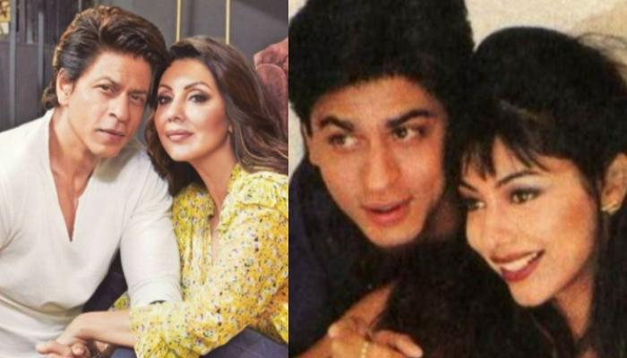 When Shah Rukh Khan Asked His Wife, Gauri Khan To Change Her Name To 'Ayesha' And Wear A 'Burqa'