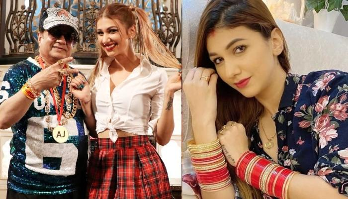 'Bigg Boss 12' Fame, Jasleen Matharu Gets Married To Anup Jalota? The Former Shares Pictures