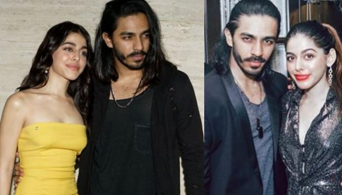 Alaya F Celebrating Bal Thackeray's Grandson, Aaishvary's Birthday Adds Fuel To Their Dating Rumours