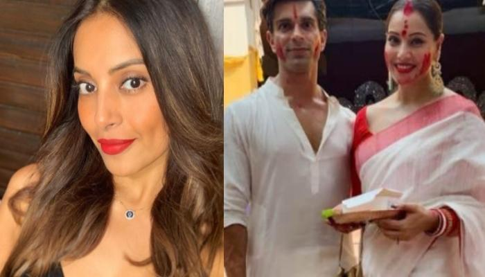 Bipasha Basu Misses 'Sindoor Khela', Shares Memories With Family And Hubby, Karan Singh Grover