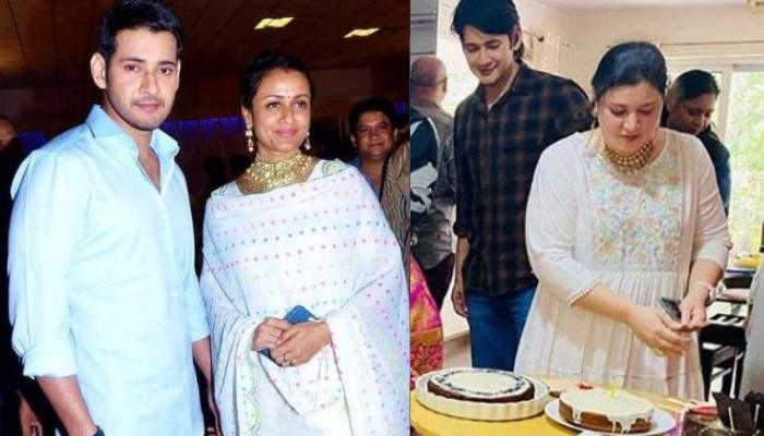 Namrata Shirodkar Shares Photos From Husband, Mahesh Babu's Sister, Priyadarshini's Birthday Party
