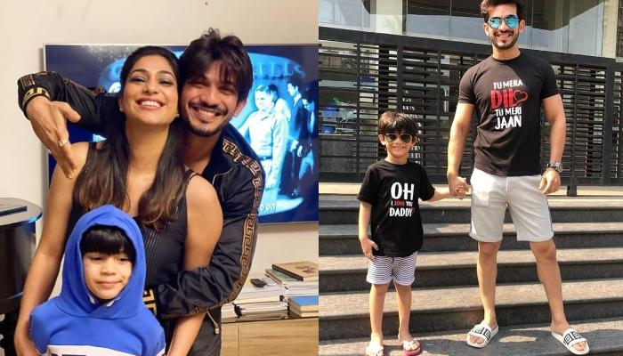 Arjun Bijlani Can't Wait To Trouble His Son, Ayaan And Wife, Neha, As They Are Quarantined At Home