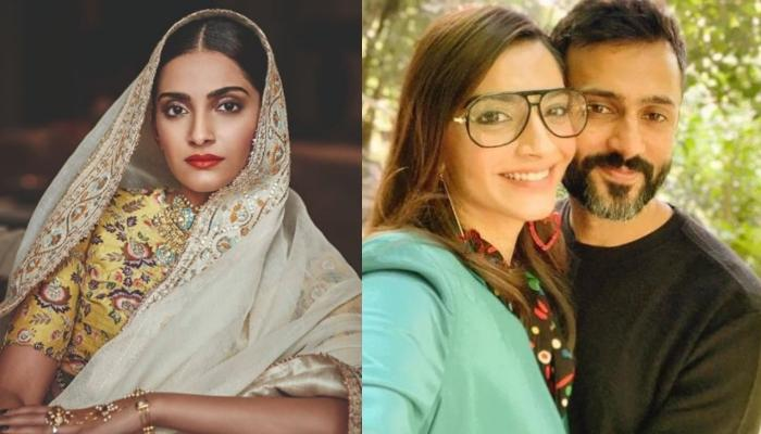 Sonam Kapoor Showers Love On Anand Ahuja, Shares A Throwback Picture Of Him From Their Wedding