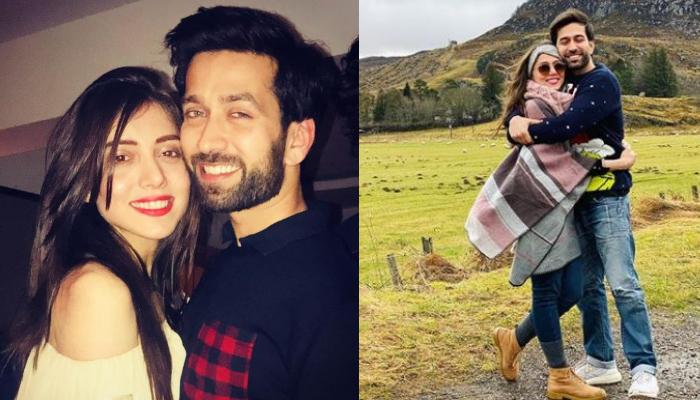 Nakuul Mehta And Jankee Parekh's Super-Romantic Beach Pictures Are Not For The Faint-Hearted Singles
