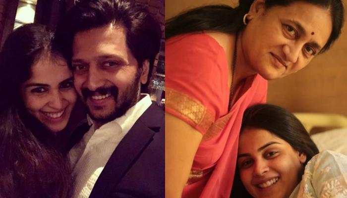 Genelia Deshmukh's Heartmelting Birthday Wish For Her Mother-In-Law, Thanks Her For The Endless Hugs