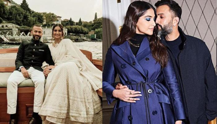 Sonam Kapoor Ahuja's Selfie With Her Husband, Anand Ahuja And It Is All About The 'Monday Blues'