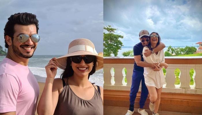 Arjun Bijlani Celebrates His Wife, Neha's 'Quarantined' Birthday, Misses Her 'Dubai Wala' Birthday