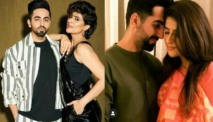 Tahira Kashayp Reveals Her Favourite Makeout Spot With Ayushmann Khurrana During Their Dating Years