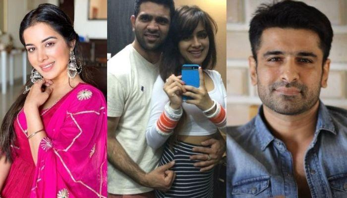 BB 14: Sara Gurpal's Hubby, Tushar Ends Marriage With Her Because Of Eijaz Khan's Feelings For Her?