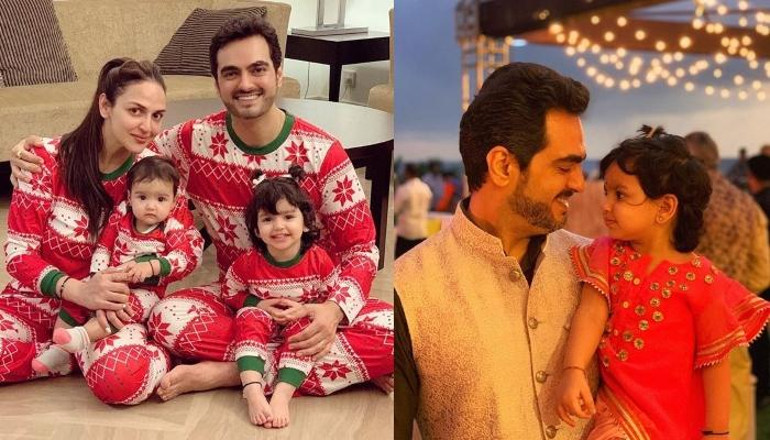 Esha Deol's Birthday Wish For Her Hubby, Bharat Takhtani Exudes Lots Of Love, Shares A Cozy Picture